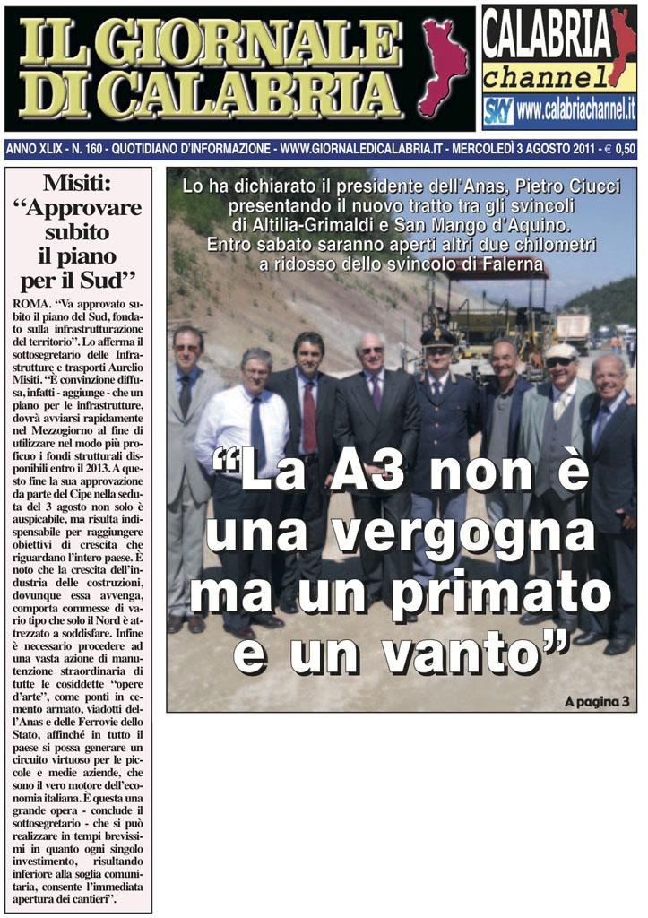 giornale di calabria platinum - photo#2